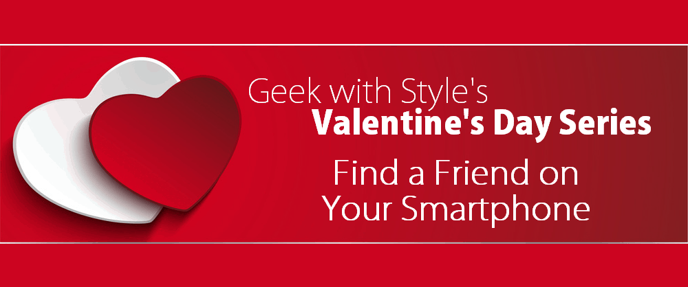 Valentine's Day Series: Find a Friend on Your Smartphone with Badoo