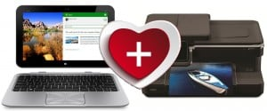 WIN HP for Valentine's Day!