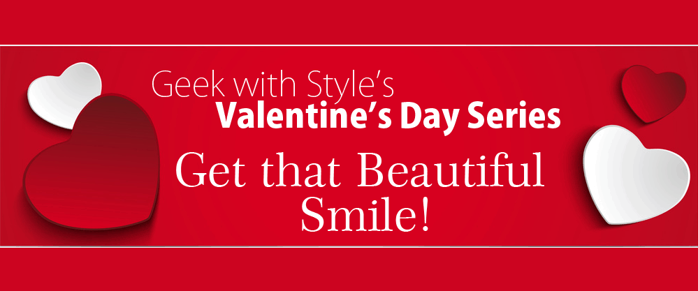 Valentine's Day Series: Whiten Teeth for a Brilliant Smile