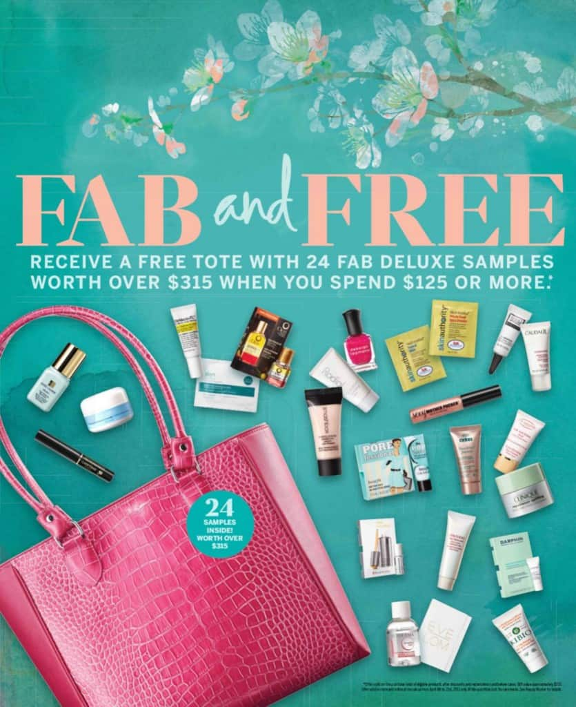 Murale Fab & Free with Tote
