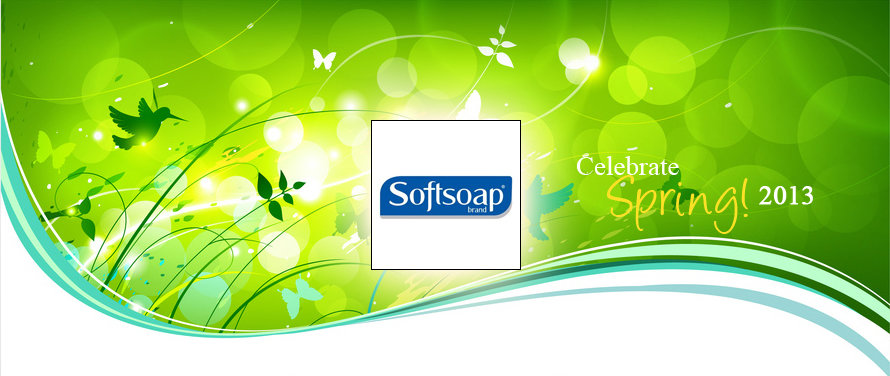 Celebrate Spring with Softsoap: Skin is In™!
