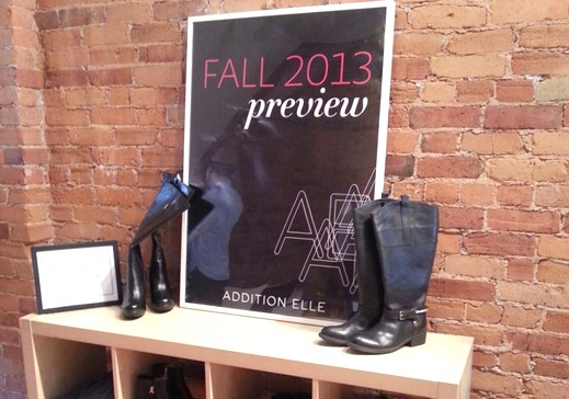 William Rast and Other Exciting News for Fall 2013 at Addition Elle 22