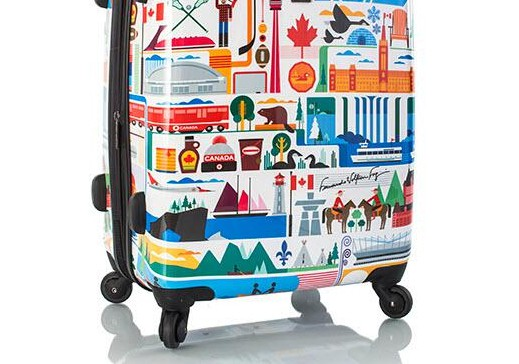 TGCBB: Heys, a leader in travel style, and Canadian too.