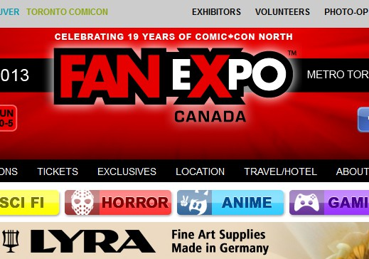 Live at the Fan Expo: Thursday Edition