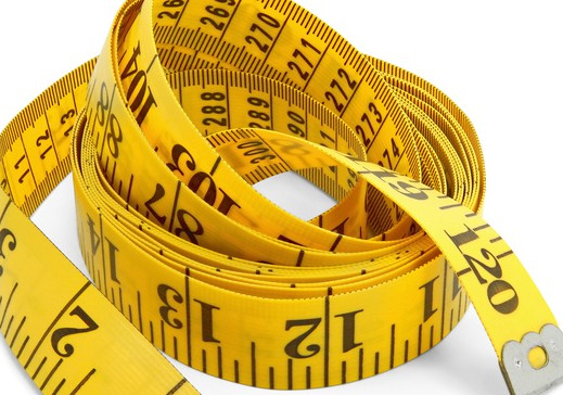 The Measuring Tape Is Your Friend