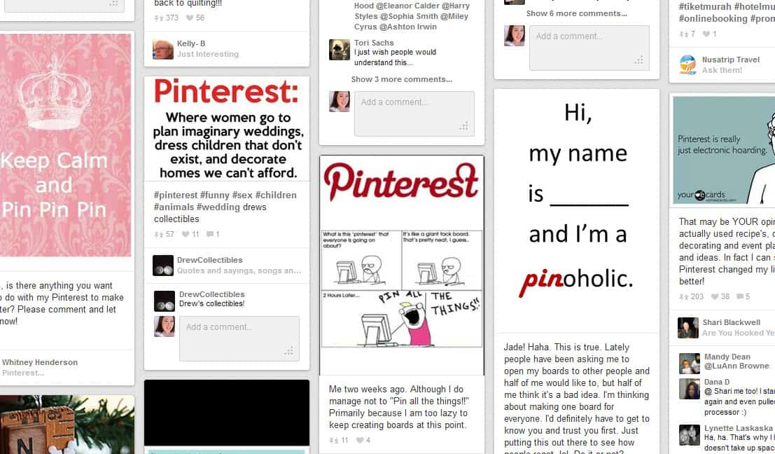 If You Blog and Use Pinterest, You Need to get Rich… Pins.