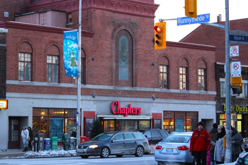 Saying Goodbye to Chapters Runnymede – Hello Shoppers Drug Mart?