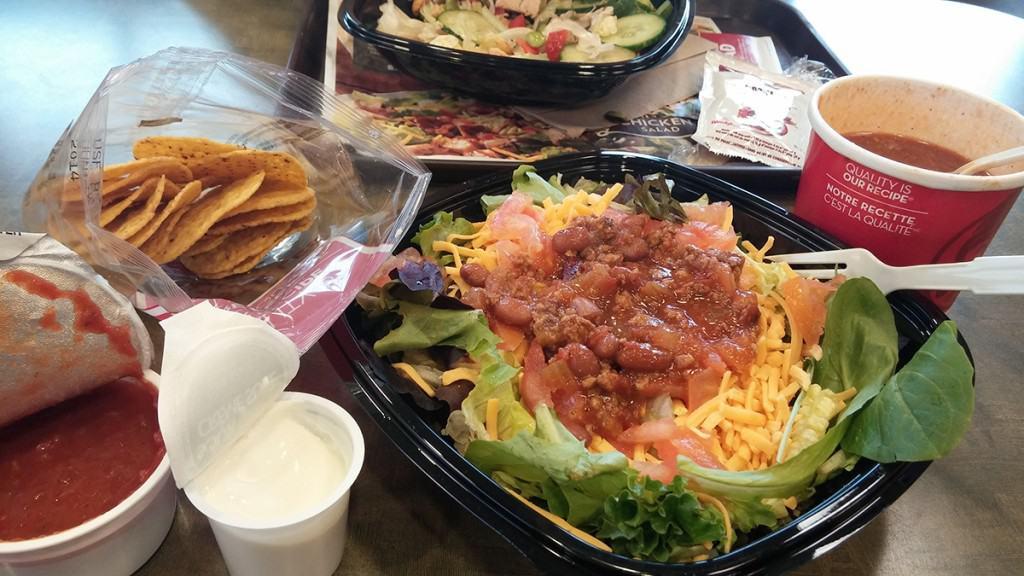 Wendy's Taco Supremo