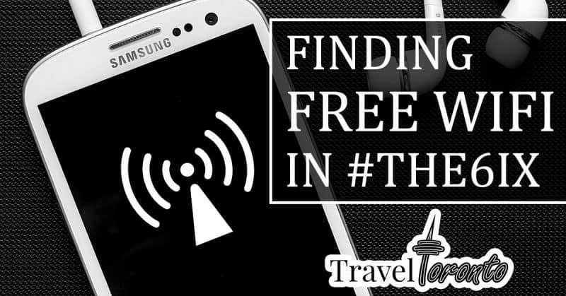 Travel Toronto: Free Wifi Hotspot Locations