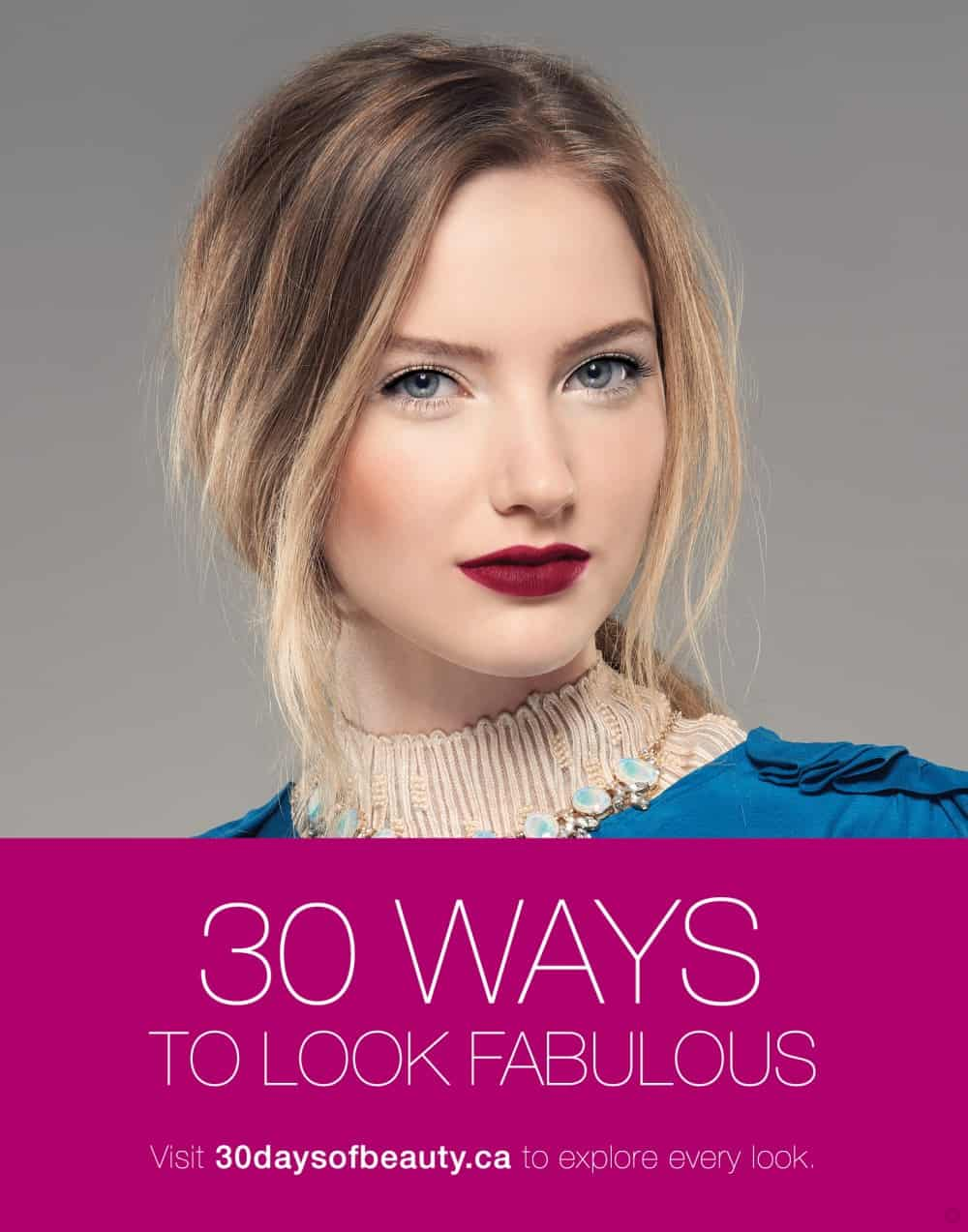It's That Time of Year Again! 30 Days of Beauty at Shoppers Drug Mart