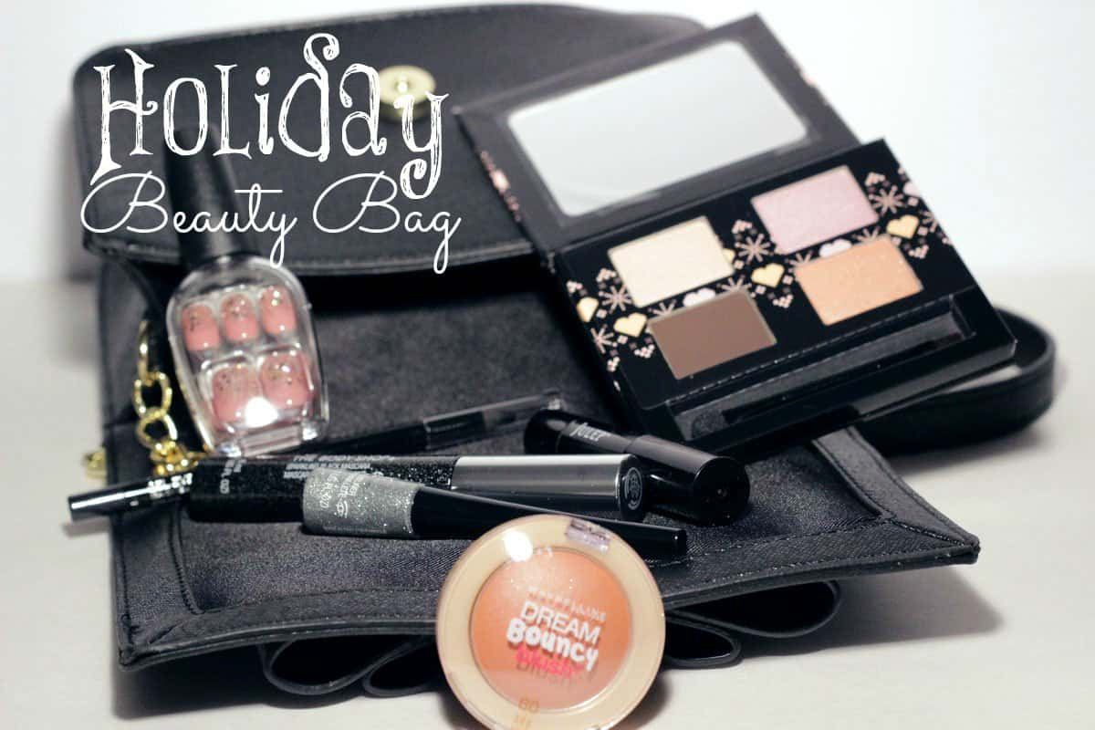 Geek with Style's Beauty Bag Holiday 2014