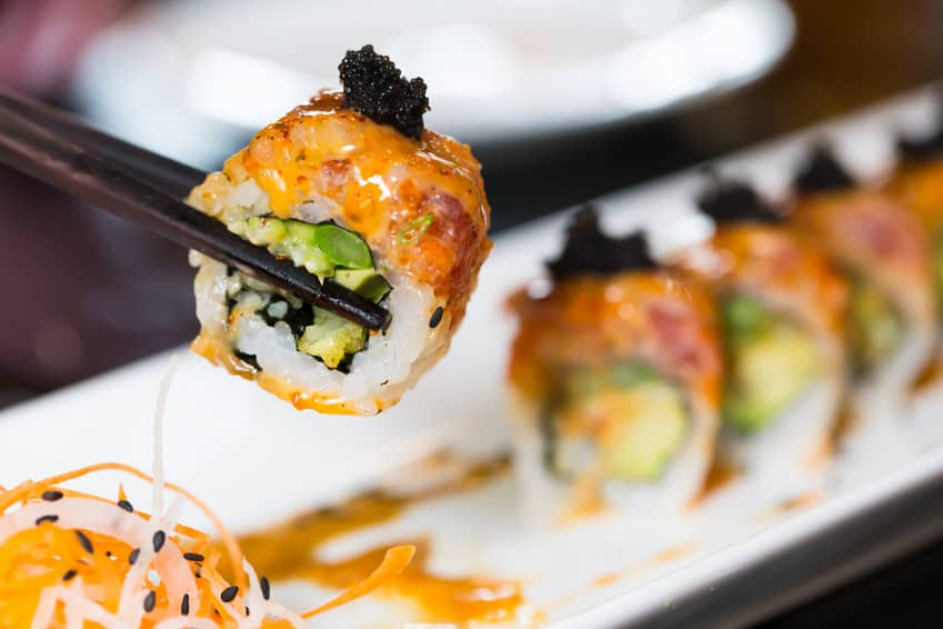 Get Your Chopsticks Out, Toronto Sushi Festival is Next Week! 2