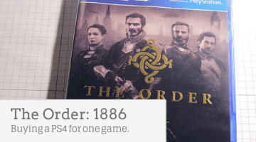 The Order: 1886 – Reason enough to buy a PS4 Game Console?