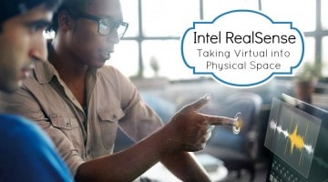 Intel RealSense – One Step Closer to Virtual in Physical Space