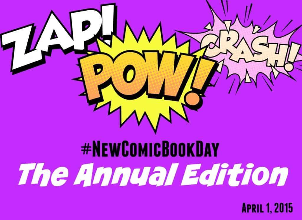 #NCBD April 1st Annual Edition