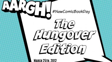 New Comic Book Day: the Hungover Edition, March 25 2015