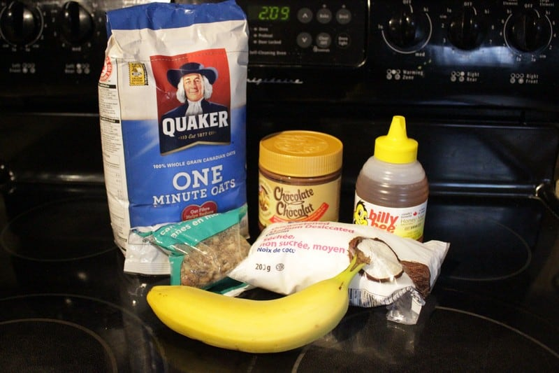 Easy, Healthy, No-Bake Snack Bites with Kraft Peanut Butter 2