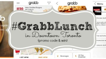 Awesome App: Grabb Lunch Quickly in Toronto