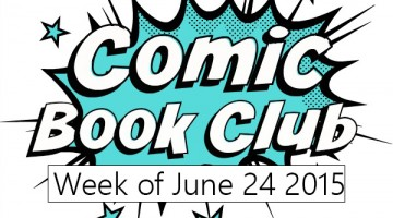 #ComicBookClub - Join our comic review party!