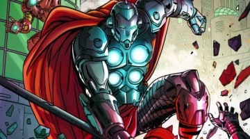 REVIEW: Marvel's Secret Wars, Armor Wars #2 (Iron Man)