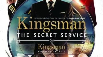 Kingsman: The Secret Service Released on Blu Ray