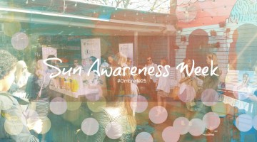 Sun Awareness Week & 25 Years of Ombrelle