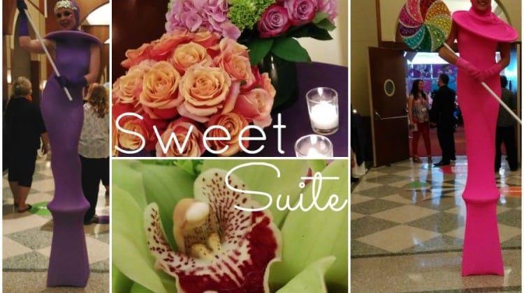Blogger Bash Sweet Suite 2015