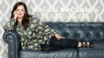 Find Melissa McCarthy Seven7 Exclusively at Penningtons in Canada!
