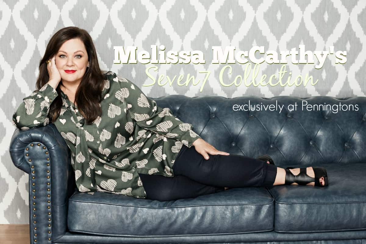 Find Melissa McCarthy Seven7 Exclusively at Penningtons in Canada! 1