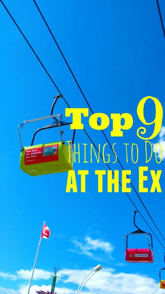 Top 9 Things to Do at the Ex