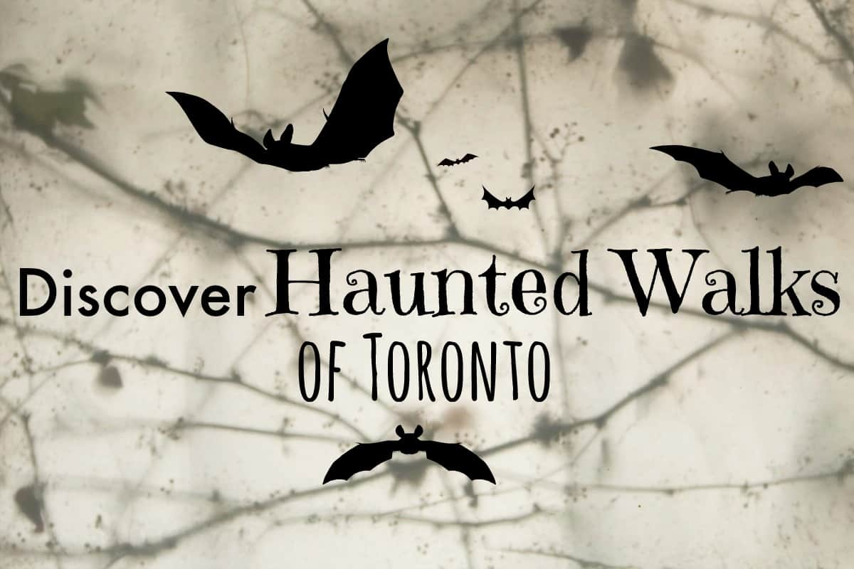 Discover Toronto Haunted Ghost Tours