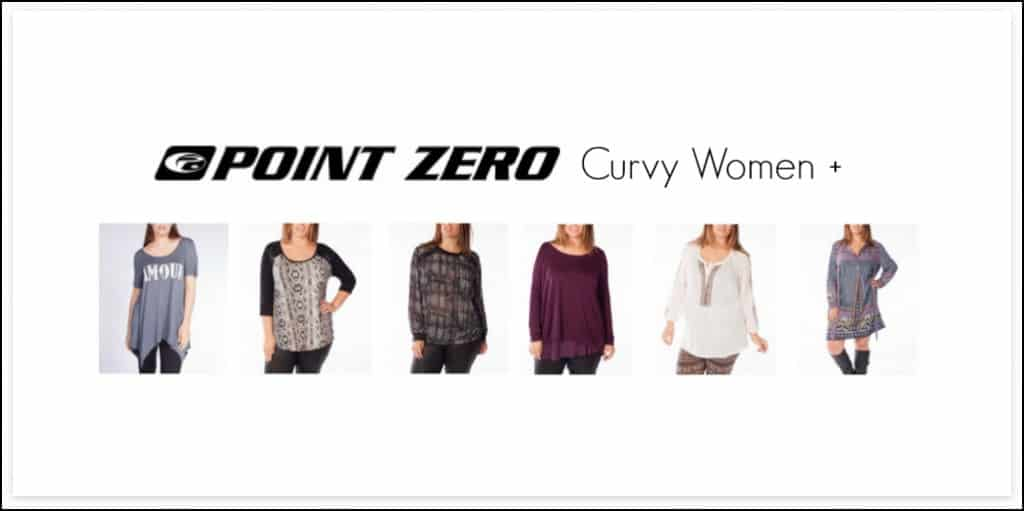 Plus Size Women's Dresses, Shirts and Pants at Point Zero