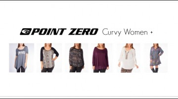 Point Zero Now Sells Plus Size Women's Clothes