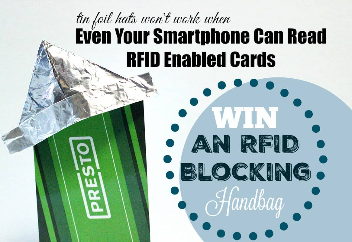 WIN an RFID Blocking Handbag from Beside-U!