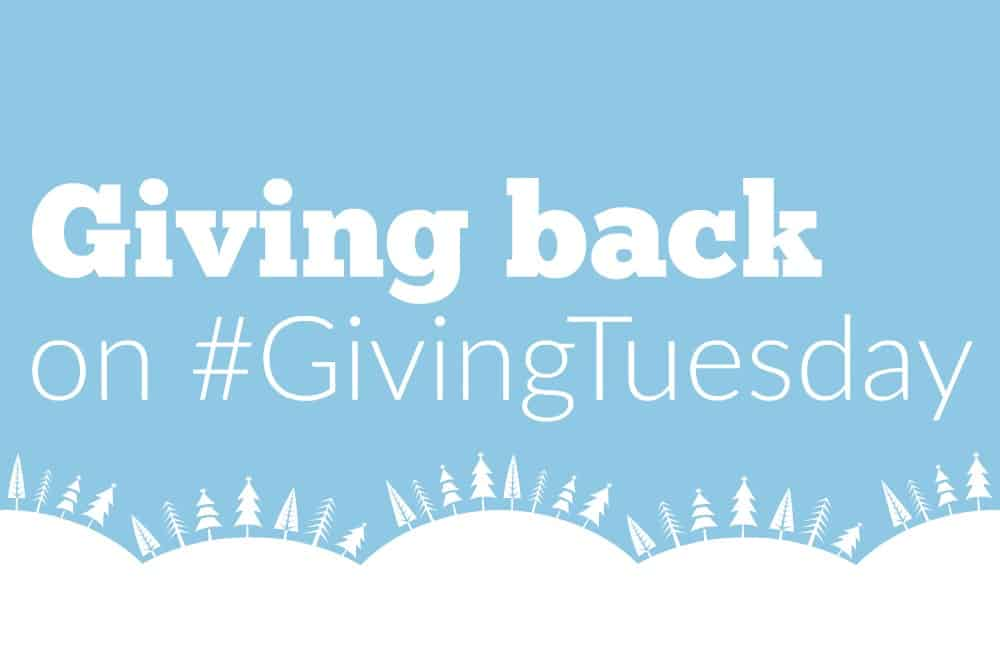 Giving back in Toronto on #GivingTuesday