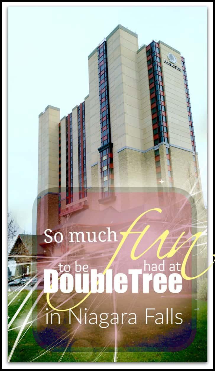 #BigWorldExplorer w/ @ExpediaCA - DoubleTree Hotel Fun