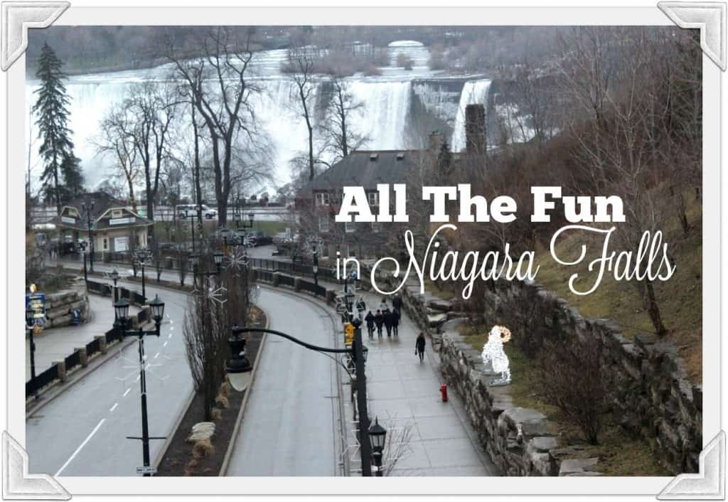 Expedia.ca's #BigWorldExplorer: What to do in Niagara Falls