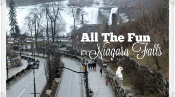 All the Fun and Food to be Had in Niagara Falls