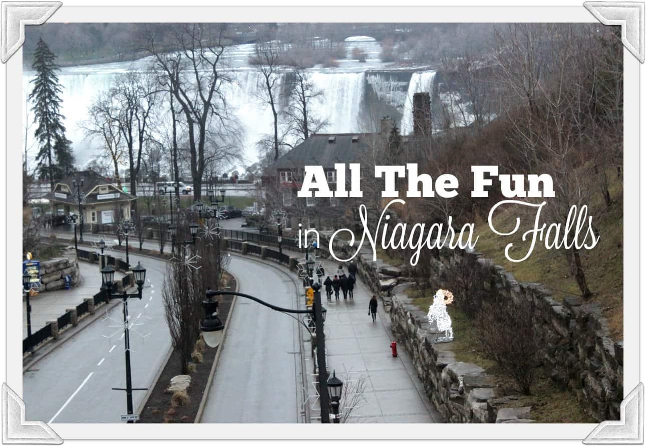 All the Fun and Food to be Had in Niagara Falls 1
