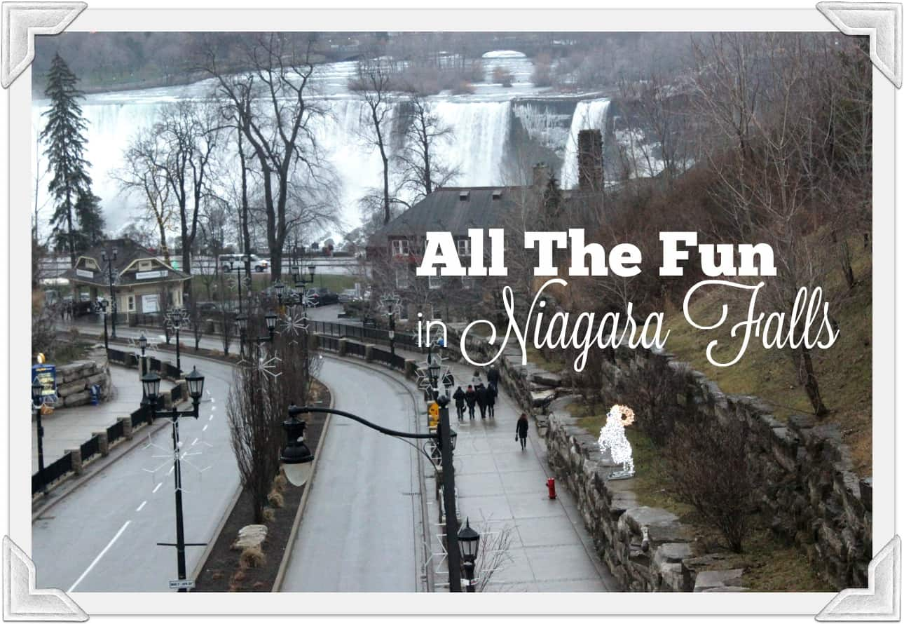 Expedia.ca's #BigWorldExplorer: What to do in Niagara Falls
