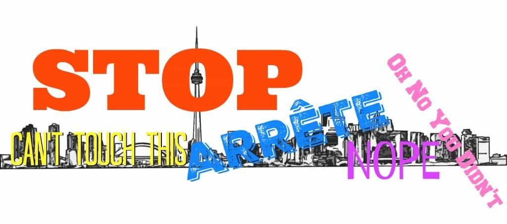 Toronto Skyline: Stop Stealing It Please, OMG.
