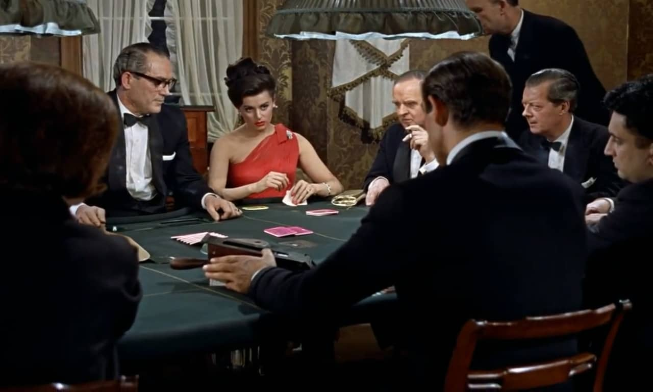 Sylvia Trench Dr No James Bond