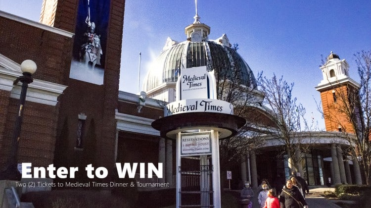 Medieval Times Enter to Win