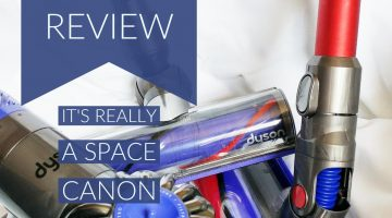 Dyson Built a Space Cannon (V6 Absolute Review)