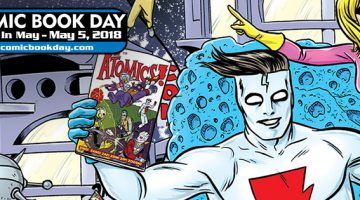 Check Out Free Comic Book Day This Saturday!