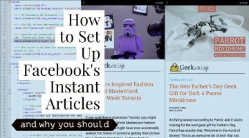How to Set Up Facebook's Instant Articles and Why You Should