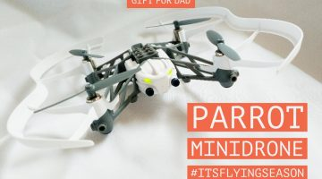 Parrot Minidrone Airborne Cargo Drone: Best Geek Gift for Dad