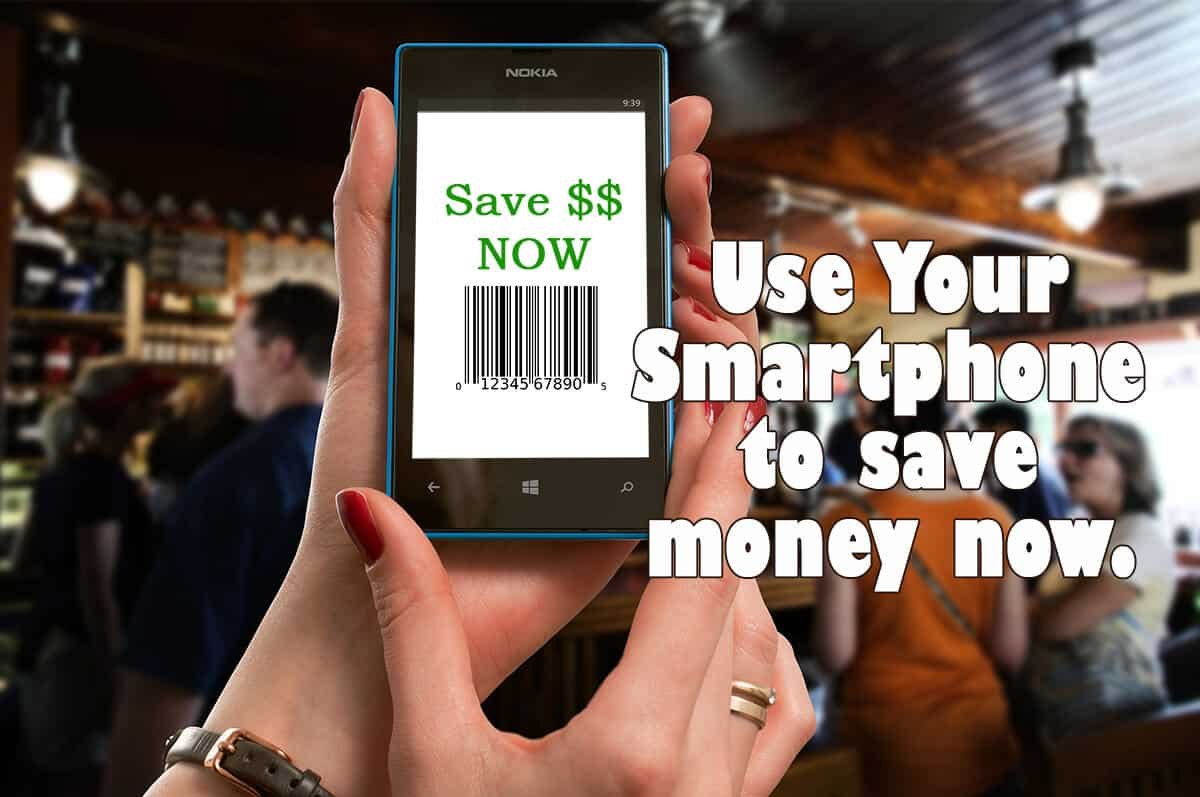 Get Coupons By Smartphone to Save Money Now