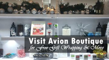 RBC Avion Holiday Boutique Offers Free Gift Wrapping and Much More