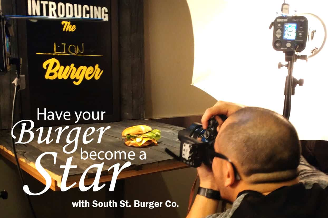 Your Delicious Burger Becomes a Star at South St. Burger